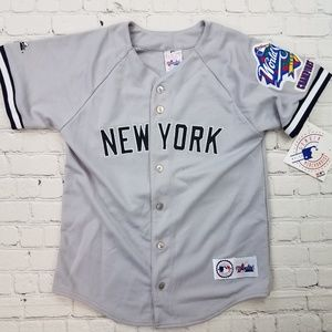 Vintage New York Yankees David Cone Youth Jersey